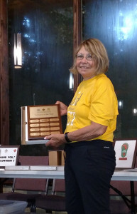 Dawn Brown  Maintainer of the Year - Loop Trails